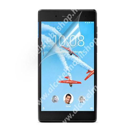 Képernyővédő fólia - Ultra Clear - 1db, törlőkendővel - Lenovo Tab 7 Essential