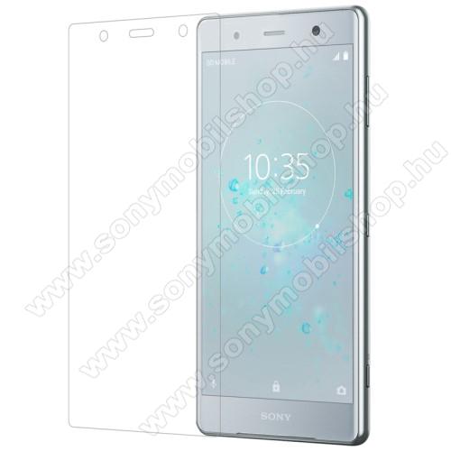 Képernyővédő fólia - Ultra Clear - 1db, törlőkendővel - SONY Xperia XZ2 Premium (2018)