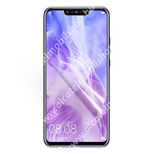 Képernyővédő fólia - Ultra Clear - 1db, törlőkendővel - HUAWEI nova 3