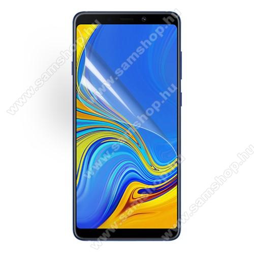 SAMSUNG Galaxy A9 (2018) (SM-A920F/DS)Képernyővédő fólia - Ultra Clear - 1db, törlőkendővel - SAMSUNG Galaxy A9 (2018)