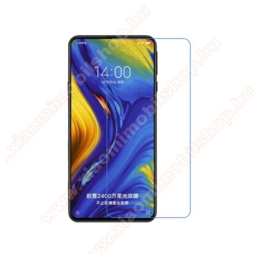 Xiaomi Mi Mix 3 5GKépernyővédő fólia - Ultra Clear - 1db, törlőkendővel - Xiaomi Mi Mix 3