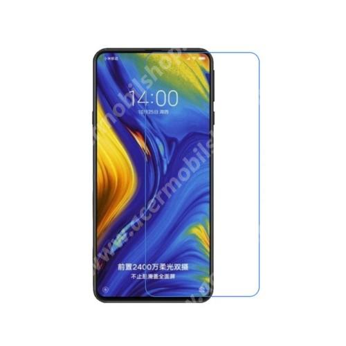 Képernyővédő fólia - Ultra Clear - 1db, törlőkendővel - Xiaomi Mi Mix 3