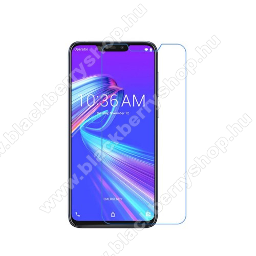Képernyővédő fólia - Ultra Clear - 1db, törlőkendővel - ASUS Zenfone Max (M2) (ZB633KL)