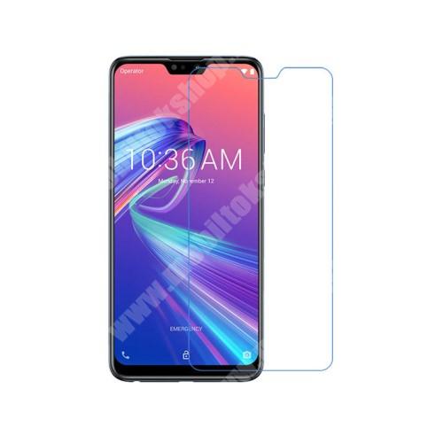 Képernyővédő fólia - Ultra Clear - 1db, törlőkendővel - ASUS Zenfone Max Pro (M2) (ZB631KL) / ASUS Zenfone Max Pro (M2) (ZB630KL)