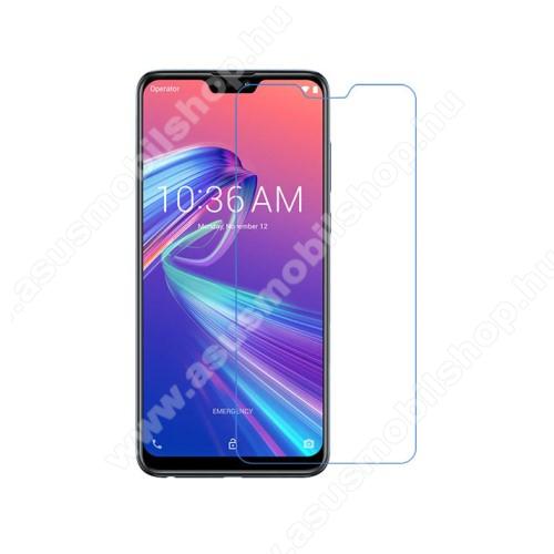 ASUS Zenfone Max Pro (M2) (ZB630KL)Képernyővédő fólia - Ultra Clear - 1db, törlőkendővel - ASUS Zenfone Max Pro (M2) (ZB631KL) / ASUS Zenfone Max Pro (M2) (ZB630KL)