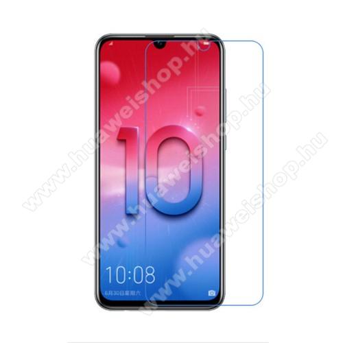HUAWEI Honor 10 LiteKépernyővédő fólia - Ultra Clear - 1db, törlőkendővel - HUAWEI P Smart (2019) / HUAWEI Honor 10 Lite