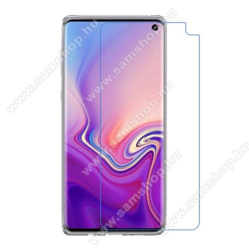 SAMSUNG Galaxy S10e (SM-G970F)Képernyővédő fólia - Ultra Clear - 1db, törlőkendővel - SAMSUNG SM-G970F Galaxy S10e