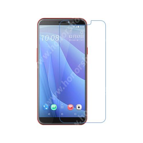 Képernyővédő fólia - Ultra Clear - 1db, törlőkendővel - HTC Desire 12s