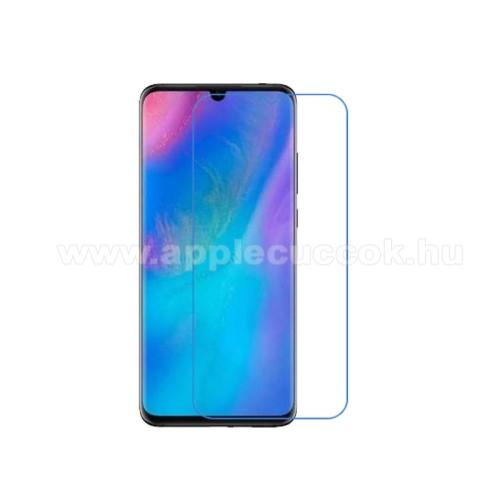 Képernyővédő fólia - Ultra Clear - 1db, törlőkendővel - HUAWEI P30 Lite / HUAWEI nova 4e