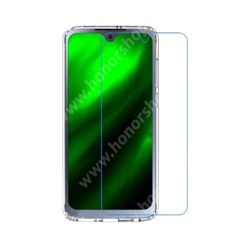 Képernyővédő fólia - Ultra Clear - 1db, törlőkendővel - MOTOROLA Moto G7 Power