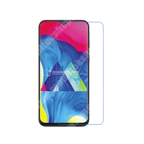 Képernyővédő fólia - Ultra Clear - 1db, törlőkendővel - SAMSUNG SM-M105F Galaxy M10