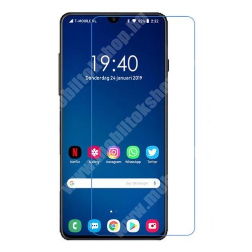 Képernyővédő fólia - Ultra Clear - 1db, törlőkendővel - SAMSUNG SM-A405F Galaxy A40