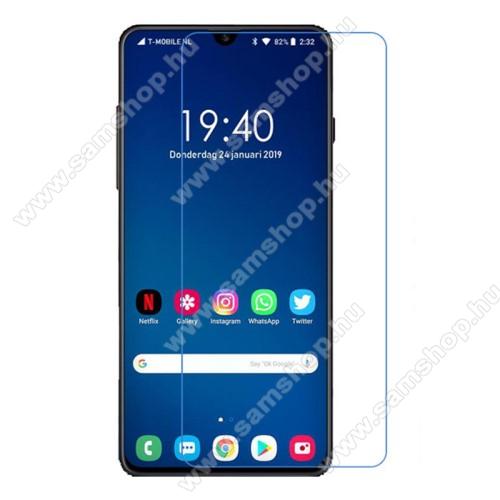 SAMSUNG Galaxy A40 (SM-A405F)Képernyővédő fólia - Ultra Clear - 1db, törlőkendővel - SAMSUNG SM-A405F Galaxy A40