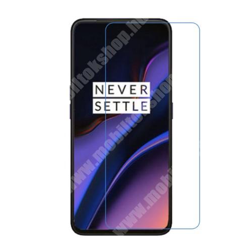 Képernyővédő fólia - Ultra Clear - 1db, törlőkendővel - OnePlus 7 Pro / OnePlus 7 Pro 5G / OnePlus 7T Pro