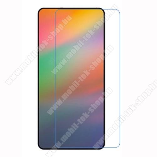 Képernyővédő fólia - Ultra Clear - 1db, törlőkendővel - SAMSUNG SM-A705F Galaxy A70