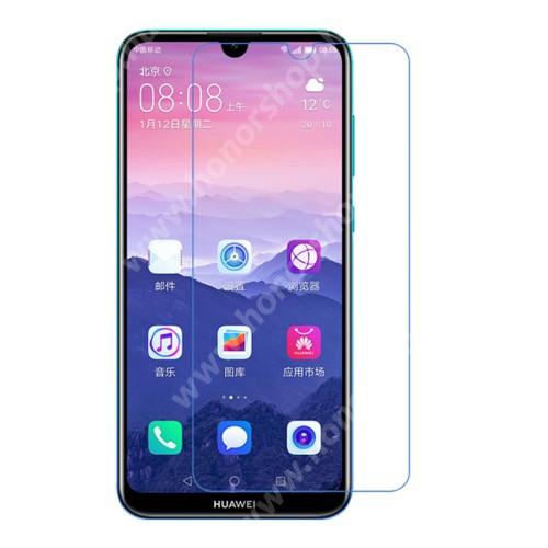 HUAWEI Honor 10iKépernyővédő fólia - Ultra Clear - 1db, törlőkendővel, A képernyő sík részét védi - HUAWEI P Smart+ (2019) / HUAWEI Honor 10i / HUAWEI Enjoy 9s / HUAWEI nova 4 lite / HUAWEI Honor 20i / HUAWEI Honor 20 lite