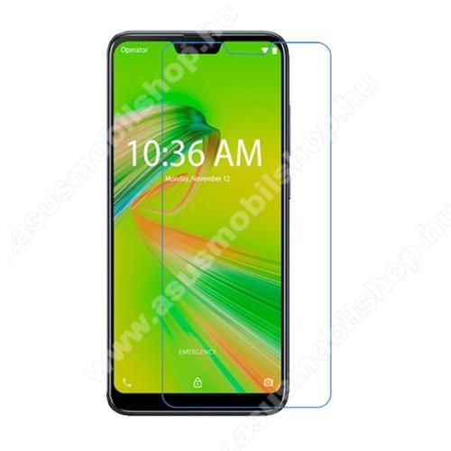 Képernyővédő fólia - Ultra Clear - 1db, törlőkendővel - ASUS Zenfone Max Plus (M2) (ZB634KL) / ASUS Zenfone Max Shot (ZB634KL)