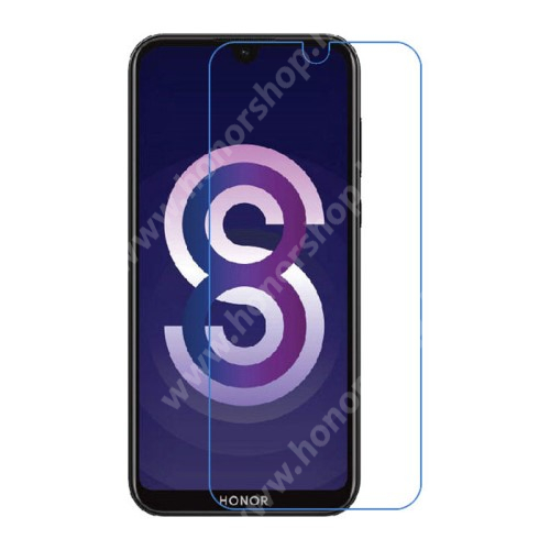 Képernyővédő fólia - Ultra Clear - 1db, törlőkendővel - HUAWEI Y5 (2019) / HUAWEI Honor 8S