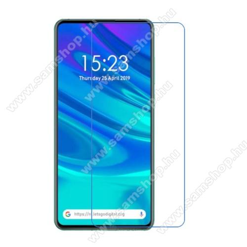 Képernyővédő fólia - Ultra Clear - 1db, törlőkendővel - HUAWEI P smart Pro (2019) / HUAWEI P Smart Z / HUAWEI Y9s / Honor 9X (Global) / Honor 9X (China) / Honor 9X Pro (China)