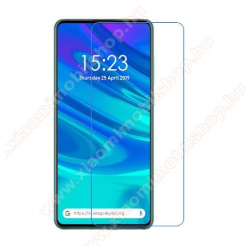 Képernyővédő fólia - Ultra Clear - 1db, törlőkendővel - HUAWEI P Smart Z / HUAWEI Y9 Prime (2019) / HUAWEI Enjoy 10 Plus / HUAWEI Honor 9X (For Global Market)
