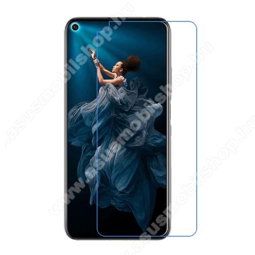 Képernyővédő fólia - Ultra Clear - 1db, törlőkendővel - HUAWEI Honor 20 / HUAWEI Honor 20S / HUAWEI nova 5T / HUAWEI Honor 20 Pro