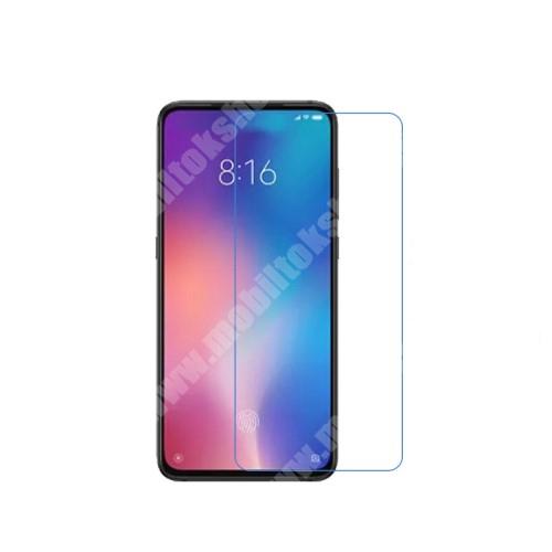 Képernyővédő fólia - Ultra Clear - 1db, törlőkendővel - Xiaomi Redmi K20 / Xiaomi Redmi K20 Pro / Xiaomi Mi 9T Pro / Xiaomi Mi 9T
