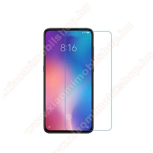 Xiaomi MI 9TKépernyővédő fólia - Ultra Clear - 1db, törlőkendővel - Xiaomi Redmi K20 / Xiaomi Redmi K20 Pro / Xiaomi Mi 9T Pro / Xiaomi Mi 9T