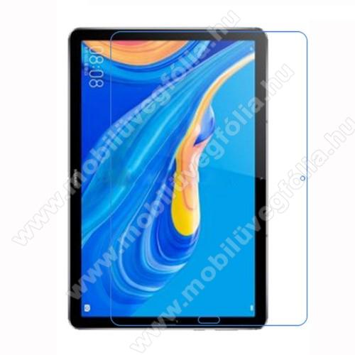 Képernyővédő fólia - Ultra Clear - 1db, törlőkendővel - HUAWEI MediaPad M6 10.8