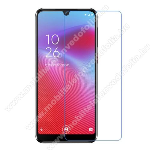 Képernyővédő fólia - Ultra Clear - 1db, törlőkendővel - Vodafone Smart V10