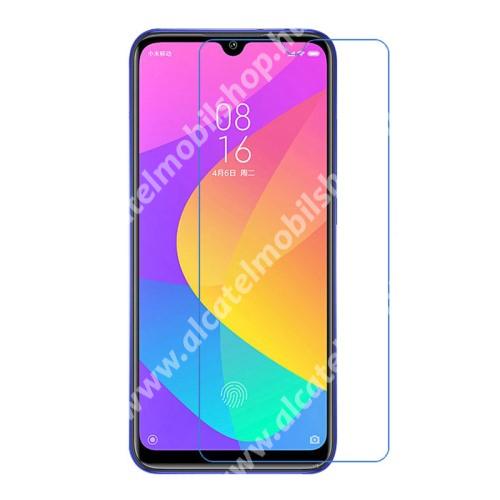 Képernyővédő fólia - Ultra Clear - 1db, törlőkendővel - Xiaomi Mi CC9e / Xiaomi Mi A3
