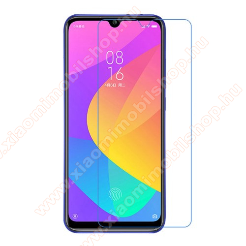 Xiaomi Mi CC9eKépernyővédő fólia - Ultra Clear - 1db, törlőkendővel - Xiaomi Mi CC9e / Xiaomi Mi A3