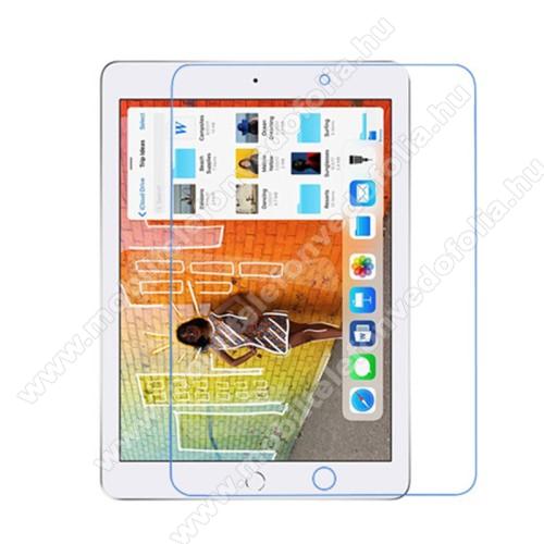Képernyővédő fólia - Ultra Clear - 1db, törlőkendővel - APPLE iPad 10.2 (7th Generation) (2019)