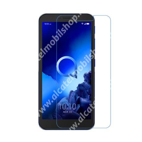 Képernyővédő fólia - Ultra Clear - 1db, törlőkendővel - ALCATEL 1V (2019)