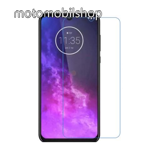 Képernyővédő fólia - Ultra Clear - 1db, törlőkendővel - Motorola One Zoom / Motorola Moto G8 Plus