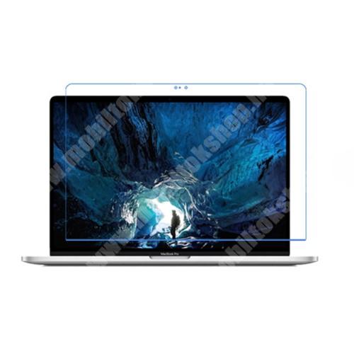 Képernyővédő fólia - Ultra Clear - 1db, törlőkendővel - MacBook Pro 16 inch