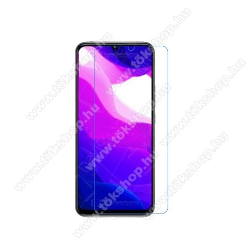 Képernyővédő fólia - Ultra Clear - 1db, törlőkendővel, A képernyő sík részét védi - Xiaomi Mi 10 Lite 5G / Xiaomi Mi 10 Youth 5G / Xiaomi Mi 10 Lite Zoom