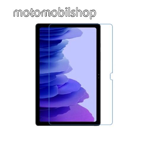 Képernyővédő fólia - Ultra Clear - 1db, törlőkendővel, A képernyő sík részét védi - SAMSUNG Galaxy Tab A7 10.4 (2020) (SM-T500/SM-T505)