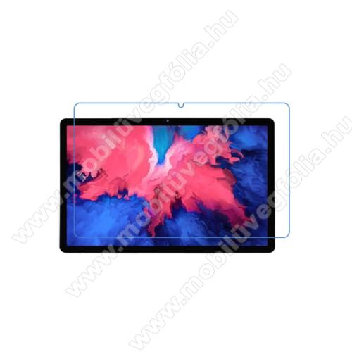 Képernyővédő fólia - Ultra Clear - 1db, törlőkendővel, A képernyő sík részét védi - LENOVO Tab P11 (TB-J606F)