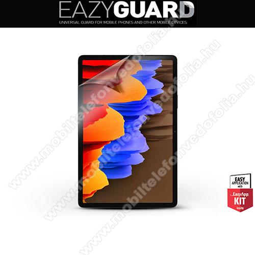 Képernyővédő fólia - Ultra Clear - 1db, törlőkendővel, A képernyő sík részét védi - SAMSUNG Galaxy Tab S7 Plus (SM-T970/T976B)