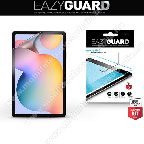 Képernyővédő fólia - Ultra Clear - 1db, törlőkendővel, A képernyő sík részét védi - SAMSUNG SM-P610 Galaxy Tab S6 Lite (Wi-Fi) / SAMSUNG SM-P615 Galaxy Tab S6 Lite (LTE)