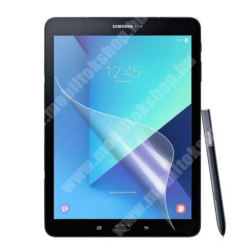 Képernyővédő fólia - Ultra Clear - 1db, törlőkendővel - SAMSUNG Galaxy Tab S3 9.7