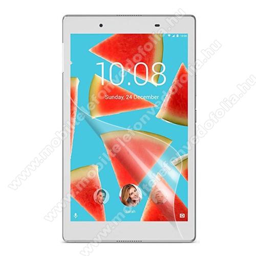 Képernyővédő fólia - Ultra Clear - 1db, törlőkendővel - Lenovo Tab 4 8 Plus