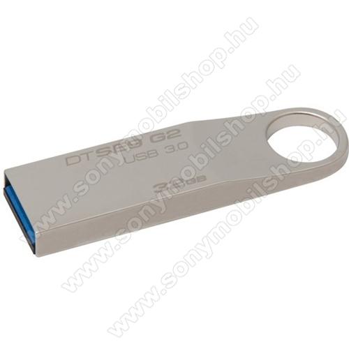 KINGSTON pendrive (USB 3.0) 32 GB - EZÜST - DTSE9G2 - GYÁRI