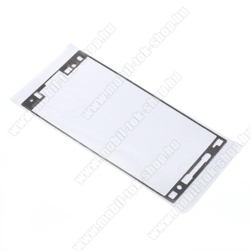Középső keret előlapi ragasztó - Sony Xperia X Compact (F5321)
