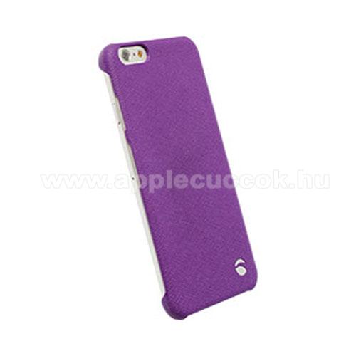 APPLE iPhone 6KRUSELL TextureCover MALMÖ műanya védő tok / hátlap - 89986 - LILA - APPLE iPhone 6 - GYÁRI