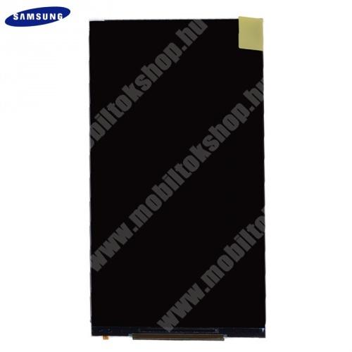 LCD kijelző - CSAK LCD PANEL! - SAMSUNG SM-G390 Galaxy Xcover 4 - GH96-10650A - GYÁRI