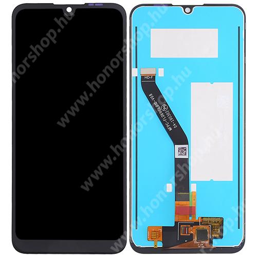HUAWEI Honor 8A LCD kijelző + érintőpanel FEKETE - HUAWEI Honor 8A / HUAWEI Honor Play 8A/ HUAWEI Y6s (2019) - 02352KBE - GYÁRI - Csomagolás nélküli
