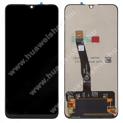LCD kijelző + érintőpanel FEKETE - HUAWEI Mate 20 - 2442481 - GYÁRI