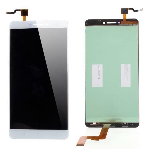 LCD kijelző komplett panel, előlap keret nélkül! - FEHÉR - Xiaomi Mi Max - GYÁRI