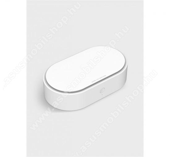 Lyfro Capsule UNIVERZÁLIS UV mobiltelefon sterilizátor / fertőtlenítő - akár 99,9% -os sterilizálás - FEHÉR - GYÁRI